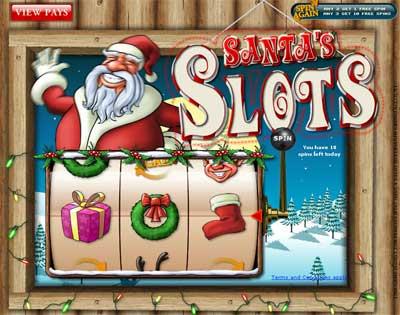 Silversands casino santa slots free casino games with bonus spins